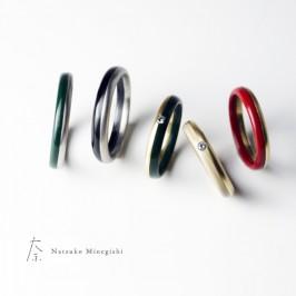 新商品 AWASE ring